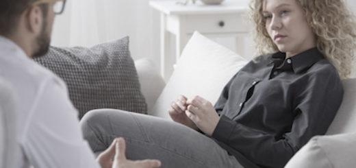 Angst vor erster Therapiestunde