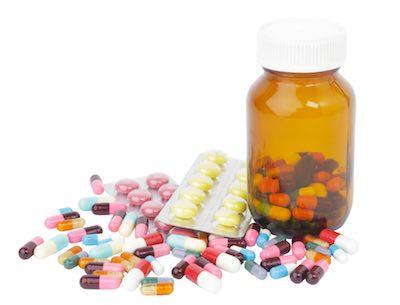 Tabletten gegen Angst